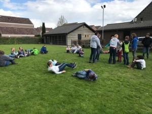 start VO mei kamp Deurne